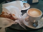 Probably my hundredth cannoli. Did I mention that roadside coffee here is amazing?