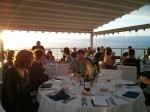 Dinner in Cefalu.