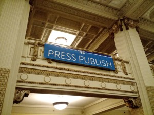 Press Publish in Portland, OR.