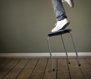 balancing-stool
